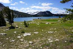 John Muir Trail: Day 4 (aussietramper) Tags: john muir trail sierra nevada hiking tramping nature mountains valleys