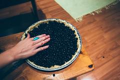 (gail m tang) Tags: helsinki finland myhelsinki pie blueberry apple baked homemade homebaked