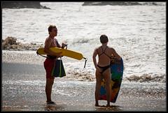 Warning about Riptides (K-Szok-Photography) Tags: ccaq ccaqbeachday coronadelmar beach circlecityaquatics ocean water fun oc california canon canondslr canon50d 50d outdoors