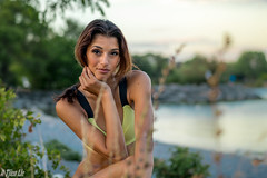 DSC08165 (Tjien) Tags: beach volleyball summer 2016 bfg swimsuit portrait outdoorportrait