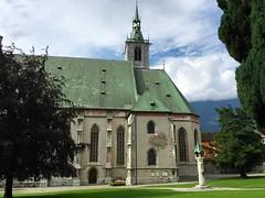 Pfarrkirche Maria Himmelfahrt (stefan aigner) Tags: architecture architektur austria europa europe oesterreich osterreich schwaz tirol tyrol
