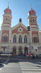 Grande Sinagoga (Great Synagogue) - Plzen (marco_ask) Tags: meseagosto edificio architettura allaperto velksynagoga synagoga sinagoga gotico torri plze bohemia repceca ebraismo emmanuelklotz klotz romanico neorinascimentale