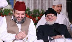 Al-Syed Adul Qadir Jamaluddin & Shaykh Tahir-ul-Qadri (Muhammad Tayyab Raza) Tags: holiness alsyed adul qadir jamaluddin alqadri algillani shaykhulislam dr muhammad tahirulqadri darbar e ghousia township lahore