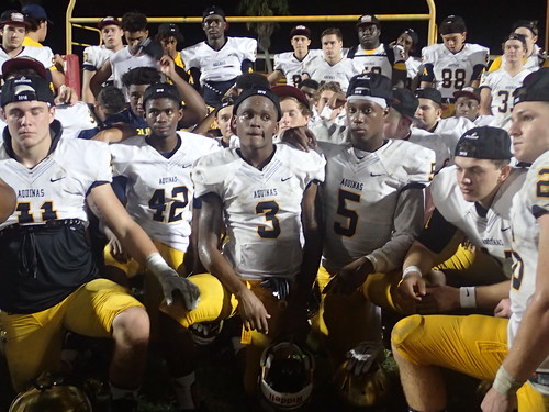 """Miramar vs St. Thomas Aquinas Sept 2, 2016 • <a style=""""font-size:0.8em;"""" href=""""http://www.flickr.com/photos/134567481@N04/28793966004/"""" target=""""_blank"""">View on Flickr</a>"""
