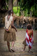 Luciana with her Mom (tehhanlin) Tags: indonesia papua westpapua irianjaya nusantara honai noken wamena sony a7r2 a7rm2 ngc travel portrait humaninterest sukudani jayapura koteka