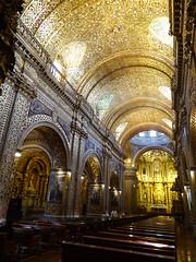Iglesia de la Compaia de Jess Quito Ecuador 04 (Rafael Gomez - http://micamara.es) Tags: iglesia de la compaia jess quito ecuador el convento san ignacio loyola jesus templo salomon america del sur