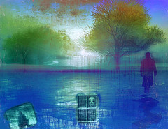Leaving past behind (bdira3) Tags: surreal colorful hope textured