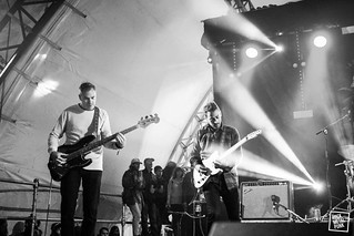 American Football at ArcTanGent Festival 2016 // Shot by Graham Berry