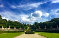 Giardino di Boboli (Marco Borin) Tags: cielo nubi verde giardino boboli palazzo pitti palazzopitti firenze florence florencia italia italy