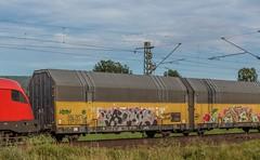 2381_2016_07_10_Haunetal_Unterhaun_BB_1116_059_TAURUS_mit_Autotransportzug_Bad_Hersfeld (ruhrpott.sprinter) Tags: ruhrpott sprinter deutschland germany nrw ruhrgebiet gelsenkirchen lokomotive locomotives eisenbahn railroad zug train rail reisezug passenger gter cargo freight fret diesel ellok hessen haunetal unterhaun db cancantus cfla dispo eloc mrcedispolok bb rhc railpoolrpool railservices sbbc txltxlogistik txla wlb wienerlokalbahnencargo 101 120 151 152 185 193 411 415 428 1266 es64u2 es64f4 ice r5 lokzug taurus eccorail anrufschranke outdoor logo natur graffiti