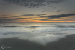 """Waves""  Burgh-Haamstede, Holland (Sicilian1976) Tags: holland zeeland zee water strand canon1740 canon6d nisi ocean sand clouds wolken zon zonsondergang sunset sun sunrise"