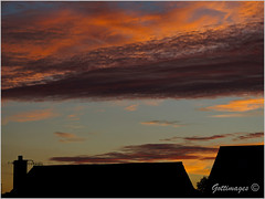 Photo of OVER THE ROOFTOPS by Philip Gott