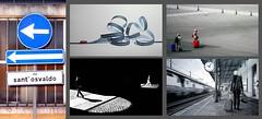 Seguite le frecce e visitate la mostra -  (composizione per Flickr) (lucy PA) Tags: mostre eventi esposizioni fotografie exhibitions photographs concorsi collage