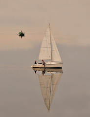 IMG_3619_ (maarcinwu) Tags: canon 6d 100mmmacro llens sailing boat fishing lake autumn