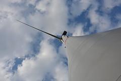 Wind Power II (ericgrhs) Tags: windpower windenergie windkraft windrad himmel wolken sky clouds