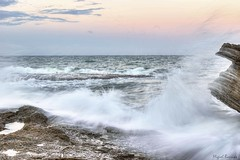 Mar picada en Cabo Cervera (mibagui22) Tags: hdr mibagui22 cabo cervera torrevieja alicante