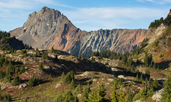 American Border Peak (D. Inscho) Tags: northcascades northwest pacificnorthwest washington mountain americanborderpeak