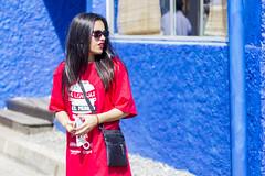 Red (Alvimann) Tags: alvimann canon canoneos550d canon550d canoneos paople gente women woman mujer mujeres female glass glasses lente lentes red reddish rojo rojizo labio labios lip lips brunette morocha portrait retrato retratos portraits