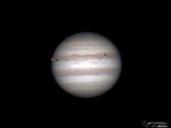 Jupiter+satellites (FileasFog) Tags: astro astrophotographie lune saturne messier m51 jupiter voie lactée