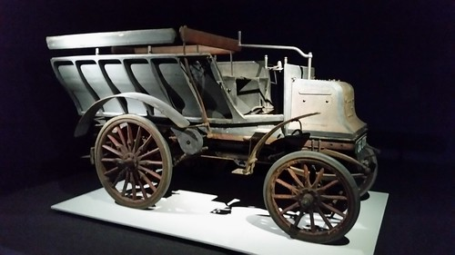 1897 Daimler 6-HP Twin-Cylinder Six-Seat Brake