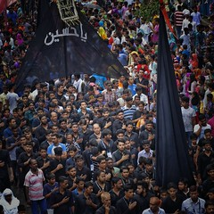 Ashura mourning in Bangladesh (auniket prantor) Tags: ashura asia asian belief celebrate celebration ceremony cultural culture custom devotee devotees dress festival festive karbala life movement muharram muslim performance rally religious ritual shia south style tajia tajya tragedy dhaka bangladesh