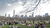 Great Lawn, Central Park (Skellig2008) Tags: greatlawn centralpark nyc newyorkcity spring skyscraper park saturday branch