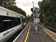 376012, Hayes (looper23) Tags: class 376 hayes kent emu railway train october 2016 london 376006 376012