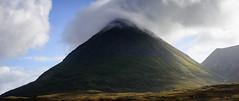 Glamaig (Chris..Miles) Tags: rock glamaig mountain scree skye redcuillin fellrace glenslighacan redhills