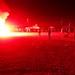 Big Rocket Propellant Bonfire