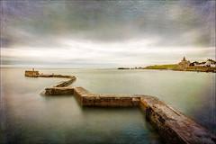 East Pier (Nick.Coombs) Tags: east pier scotland sea water long exposure saint monans