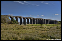 Ribblehead Viaduct 17th Sept 2016 (Ian Sharman 1963) Tags: ribblehead viaduct 17th sept 2016 is longest settlecarlisle railway the first stone was laid 12th october 1870 last 1874 north yorkshire moors