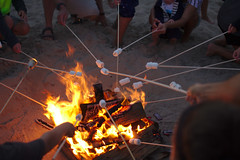 Toasing Marshmallows (Rich Renomeron) Tags: canoneos60d sigma30mmf14exdchsm bethanybeach delaware