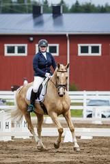 IMG_0779 (aaveennet) Tags: 2016 3taso 3tasokoulu heinkuu heinkuu2016 hevonen kes kilpailut koulu koulukisat kouluratsastus kuopio kuor ratsastus ratsastuskuva sorsasalo