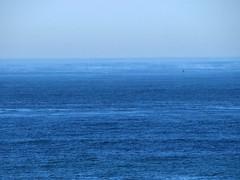 Fata morgana of sea surface (rocksandstones) Tags: fata morgana mirage