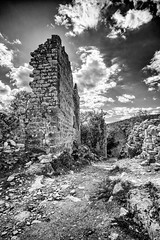 Old Ruin Castle Dvigrad Istria Urbex Nsnfotografie Nature Blackandwhite Urbexphotography Abandoned Black And White Hrvatska Streetphoto_bw Bw_collection History Ancient Beauty Of Decay Rovinj Outdoors Cloud - Sky Damaged Tranquility Ruined Scenics No Peop (cyberdee) Tags: oldruin castle dvigrad istria urbex nsnfotografie nature blackandwhite urbexphotography abandoned hrvatska streetphotobw bwcollection history ancient beautyofdecay rovinj outdoors cloudsky damaged tranquility ruined scenics nopeople