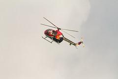 BO 105 CB #3 (krustyhimself) Tags: bo105cb redbull helicopter salzkammergut austria wolfgangsee scalaria airchallenge airshow 2014 the flying bulls