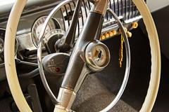 Old Chevy (thetrick113) Tags: car automoble vintage classiccar chevrolet chevy gray steeringwheel circle sonyslta65v beaconnewyork dutchesscountynewyork beaconnewyorkcarshow mainstreetbeaconnewyork mainstreet hudsonvalley hudsonrivervalley inside fall autumn 2016 autumn2016 hdr