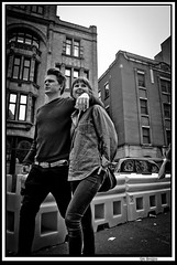 oxfrod-street-2 (The_Jon_M) Tags: street candid august 2016 august2016 greatermanchester manchester greater uk england urban nikon d5500 summer oxfordstreet oxford bw