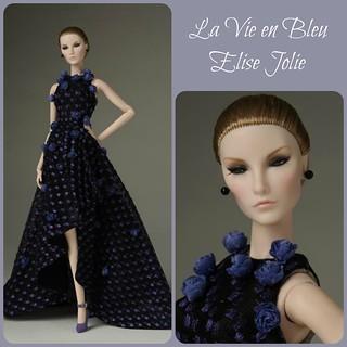 La Vie en Bleu Elise Jolie