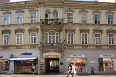 Zagreb - Juriieva ulica (Aelo de la Krotsche) Tags: hrvatska croatia croatie zagreb juriievaulica