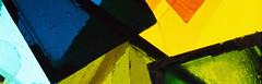 CB006322 (Ancescao Alto Lazio) Tags: abstrakt blau form gelb geometrisch glaskunst glasmalerei grn keineperson kontrast kulturellergegenstand orange quadratisch wei