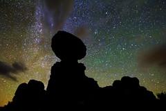Airglow and Balanced Rock - Arches National Park (astroval1) Tags: archesnationalpark airglow darksky astrophotography astronomylandscape astroscape balancedrock nationalpark nationalparkastrophotography nationalparknightscape starrynight stargazing silhouette night nightlandscape nightphoto nightsky sky utahastrophotography utahlandscape utahastronomy utahairglow utah nationalparkastronomy nationalparkatnight canon60da canonef1635mmf28liiusm canonastrophotography canonef1635mm canon60daastrophotography landscape astrometrydotnet:id=nova1766913 astrometrydotnet:status=failed