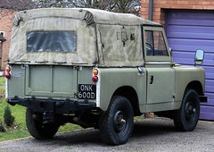 ONK 600D (2) (Nivek.Old.Gold) Tags: 1966 land rover 88 series 2a softtop