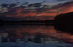 IMG_1854-1 (Andre56154) Tags: schweden sweden sverige wolke cloud himmel sky nacht night dmmerung dawn abendrot afterglow sonnenuntergang sunset schren archipelago ozean ocean meer sea wasser water reflexion spiegelung reflection