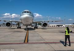 QATAR AIRWAYS CARGO. Airbus A330-243F. A7-AFJ (Rodrigo Tran Corts) Tags: qatar