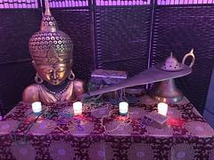 IMG_1301 (Animation Concept) Tags: dcors mille et une nuits indien salon de th shisha coussins boudha