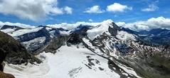 Kitzsteinhorn (etoma/emiliogmiguez) Tags: kitzsteinhorn glaciar austria sterreich alpes montaas picos nieve nubes