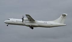 EI-FSL (zeek_xvs1100) Tags: eifsl stobart air atr 72600 72212a cn 1339 ex fwwew departing egmc flight stk65s