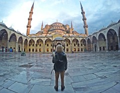 Soon we will come to Istanbul (Alexandr Tikki) Tags: turkey istanbul sky clouds backview view city beauty alexandrtikki gopro great goprohero4 wow world travel