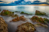 Caspersen (DonMiller_ToGo) Tags: hdr gulfofmexico 5xp seascapes nature hdrphotography beaches slowwater outdoors sky rocks longexposure d810 goldenhour florida